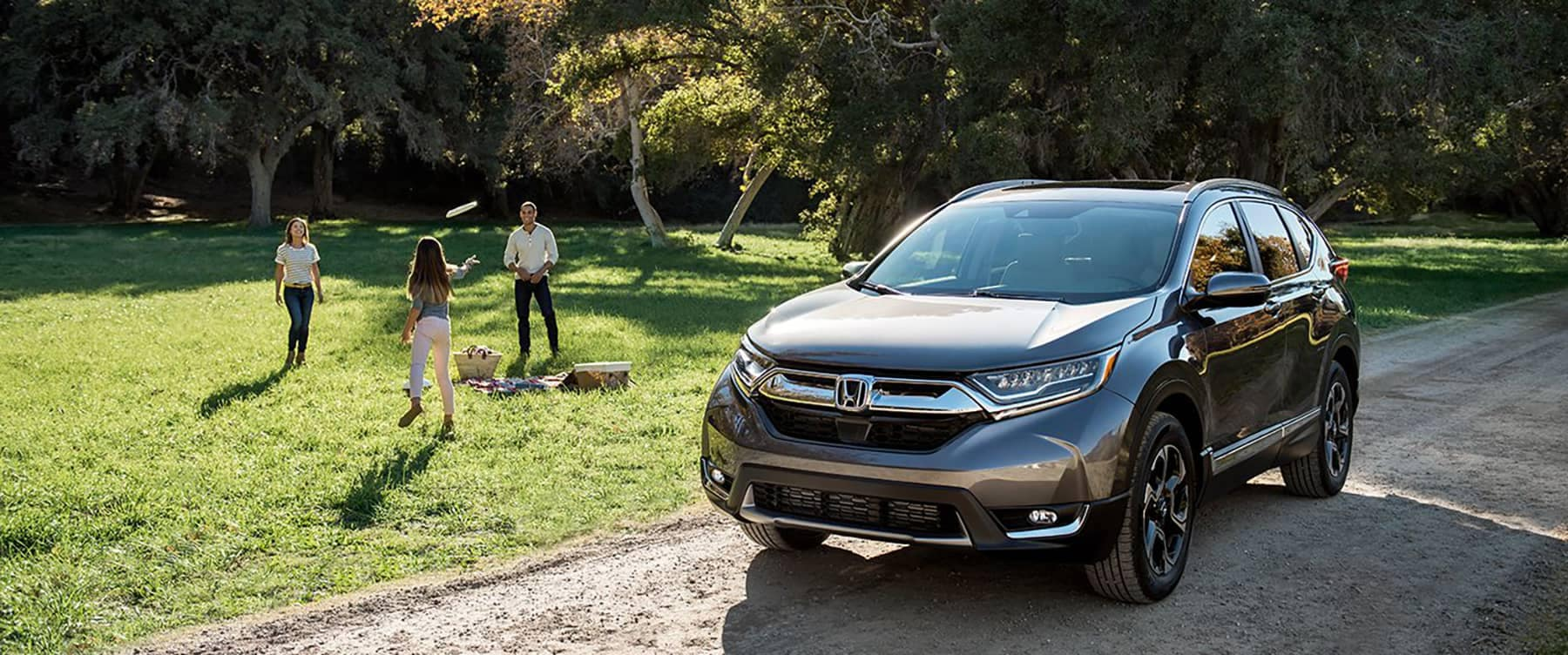 2018 Honda CR-V Gray