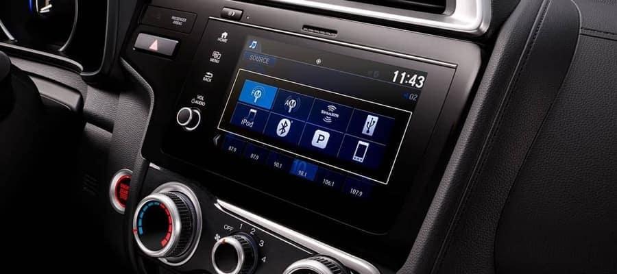 2019 Honda Fit Touchscreen
