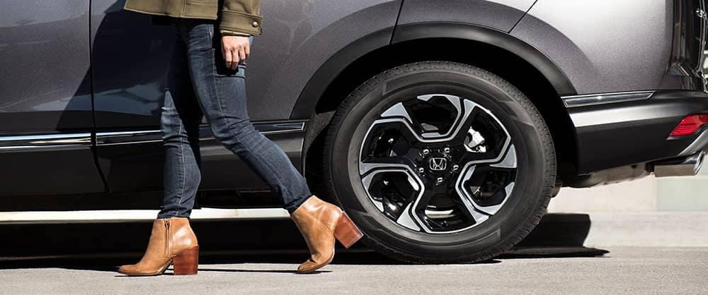 2018 Honda CR-V Tire