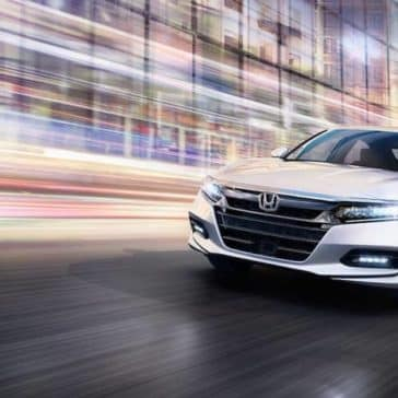 front end of 2019 Honda Accord