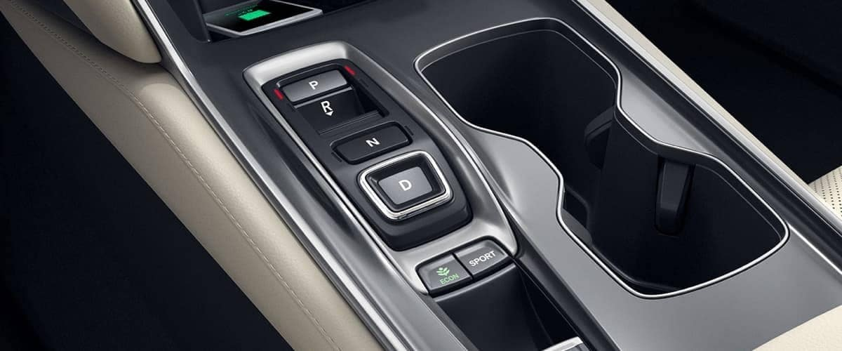 drive selector in 2019 Honda Accord