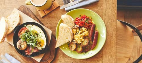 thumbnail of brunch meal