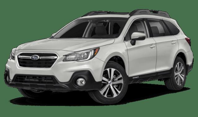 2019 Subaru Outback in White
