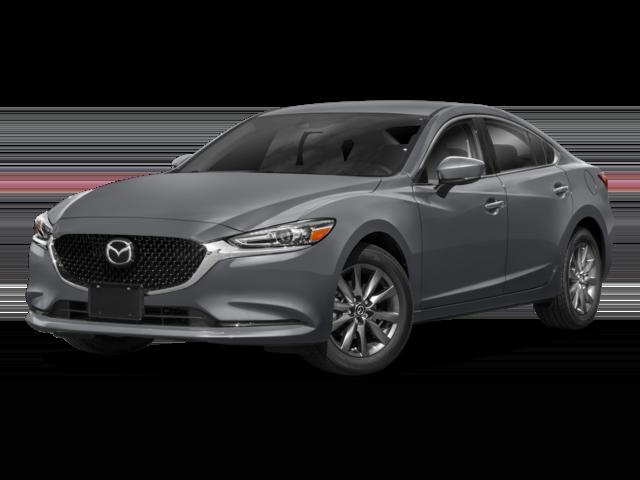 2018 Mazda Mazda6 Sport Manual