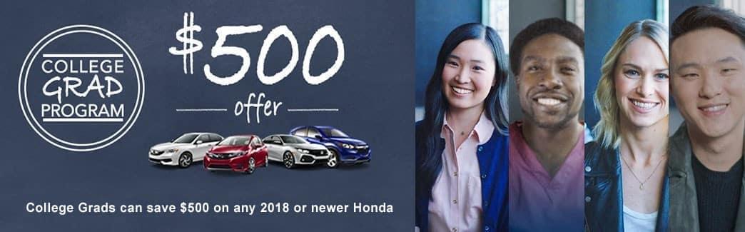 Tamaroff Honda Service >> Honda Graduate Program Tamaroff Honda