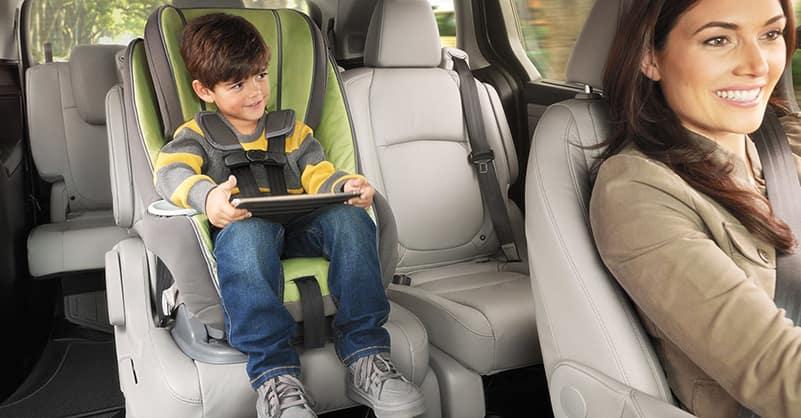 2019 Honda Odyssey Carseat