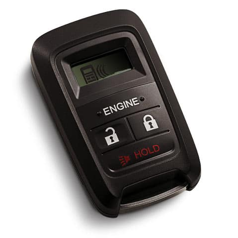Honda Remote Engine Start key fob