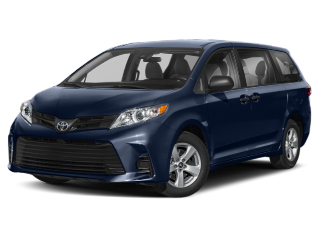 2020 Toyota Sienna L FWD 7-Passenger (SE)