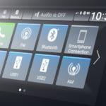 2020 Accord infotainment display