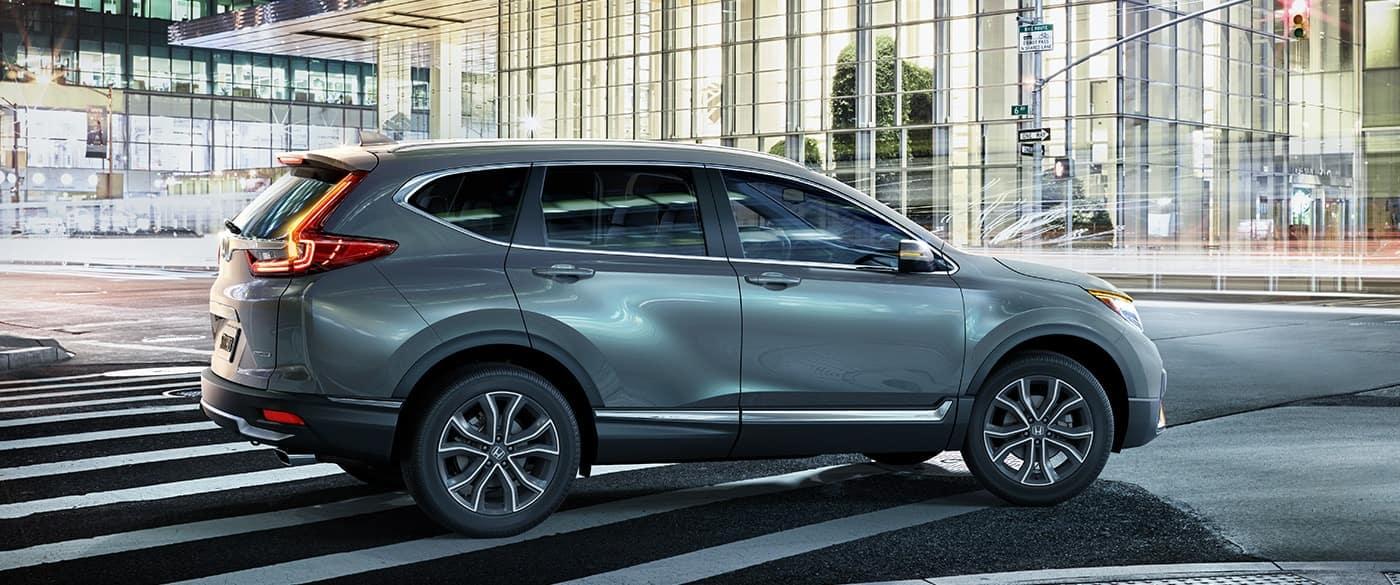 2020 Honda CR-V In the City