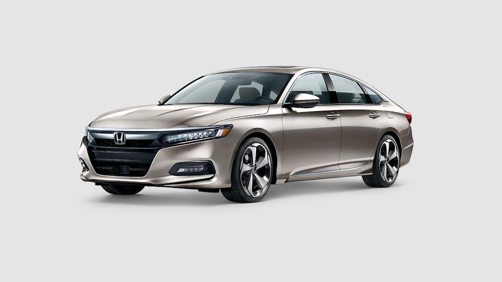 2020 Accord Touring 2.0T 10-Speed Automatic