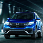 2020 Honda CR-V from the front