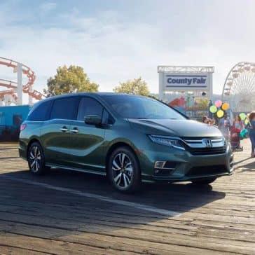 2020 Honda Odyssey At Carnival