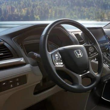 2020 Honda Odyssey Dash