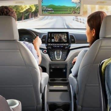 2020 Honda Odyssey Passengers
