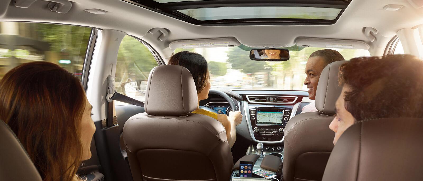 Nissan Murano Premium Interior