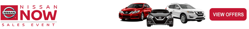 Nissan Now Sales Event Feb