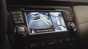 2017 Nissan Rogue Camera