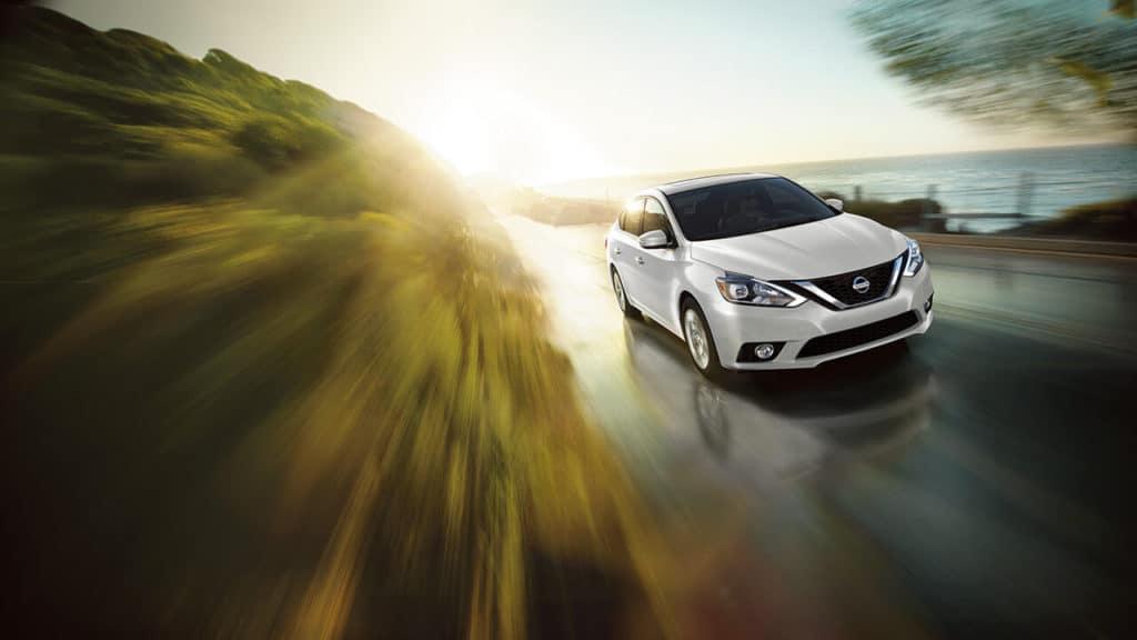 2017 Nissan Sentra White