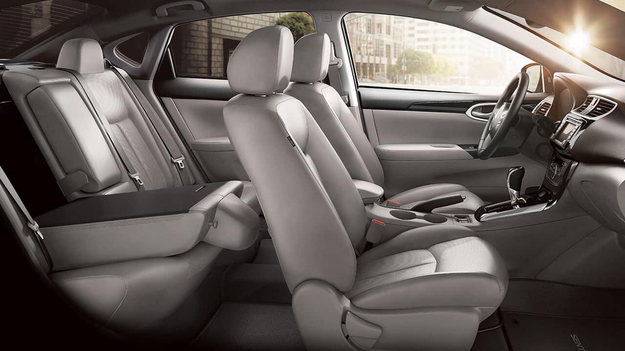 2017 Nissan Sentra Seats