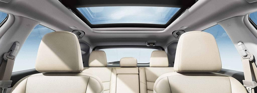 2017 Nissan Murano Seats