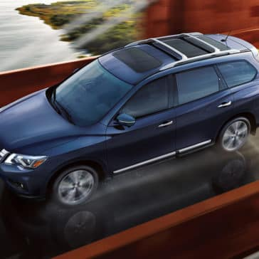 2018 Nissan Pathfinder Top