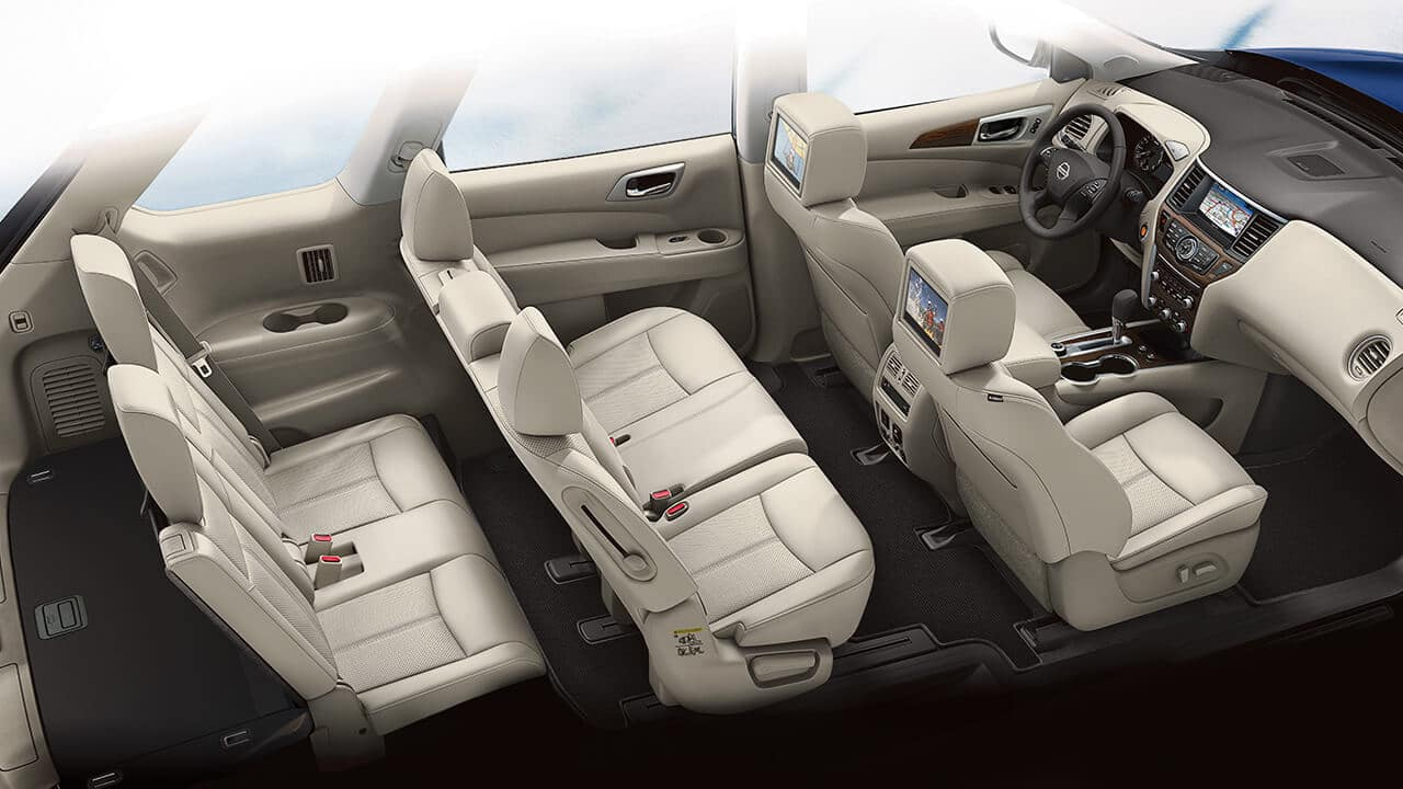 2018 Nissan Pathfinder Space
