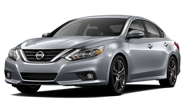 2018 Nissan Altima Gray