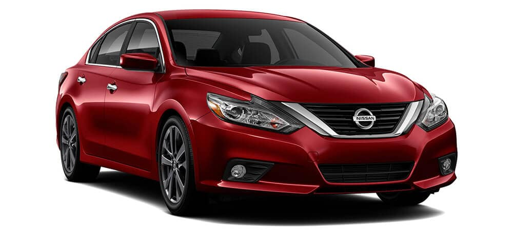 2018 Nissan Altima Trim