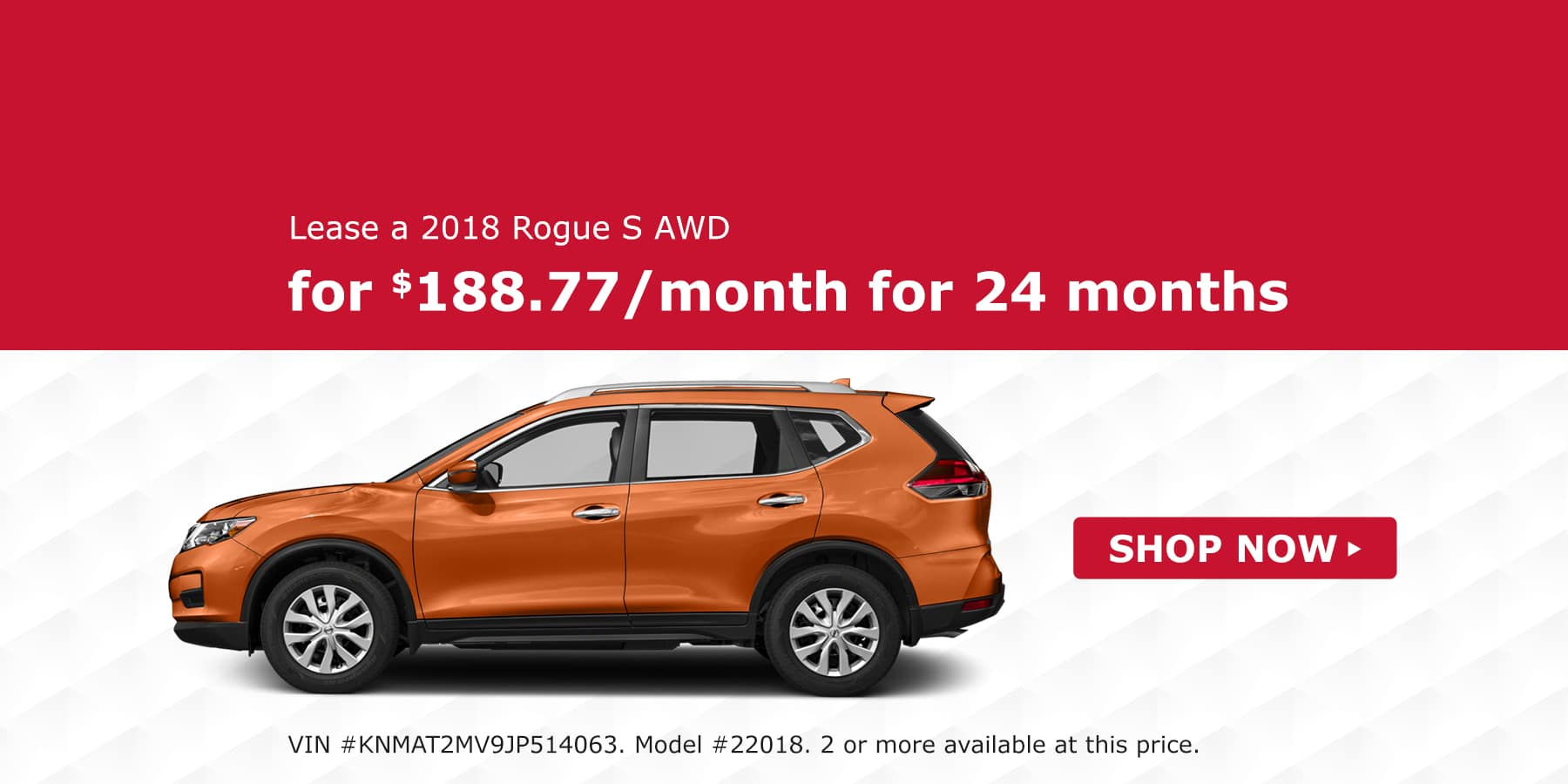 Rogue S January Offer Tamaroff Nissan