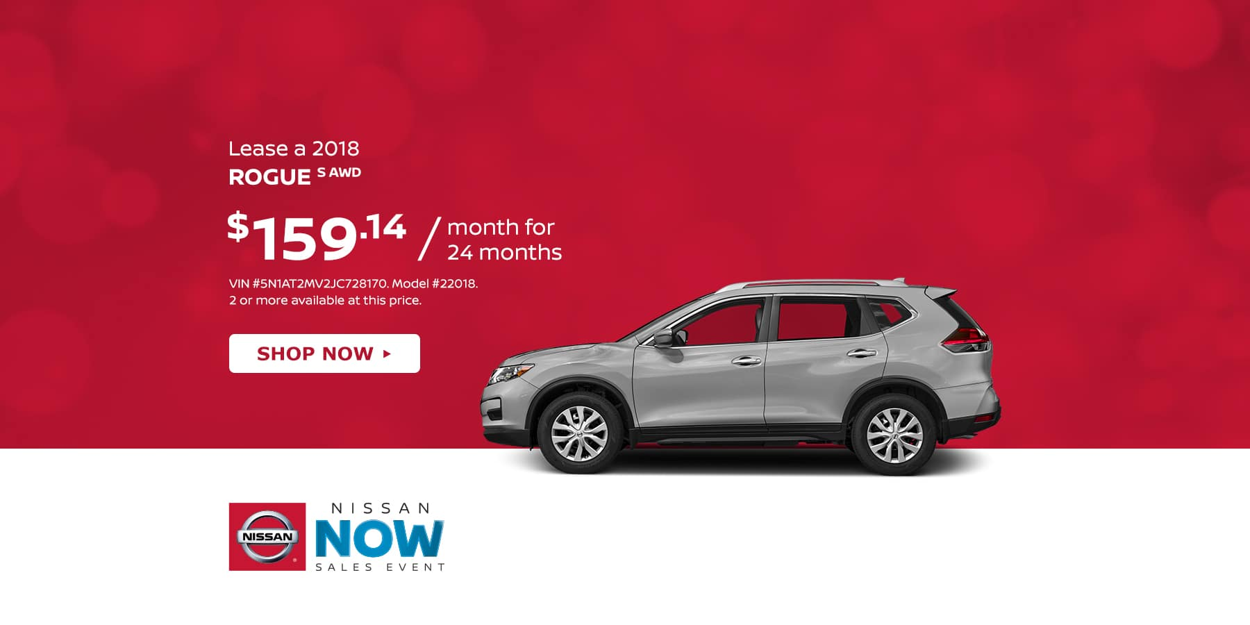 Tamaroff Nissan February Rogue Offer