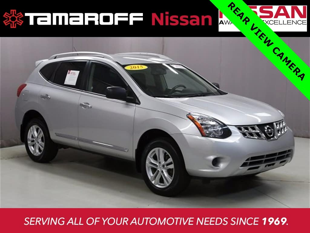 Discover the Used Cars for Sale at Tamaroff Nissan!