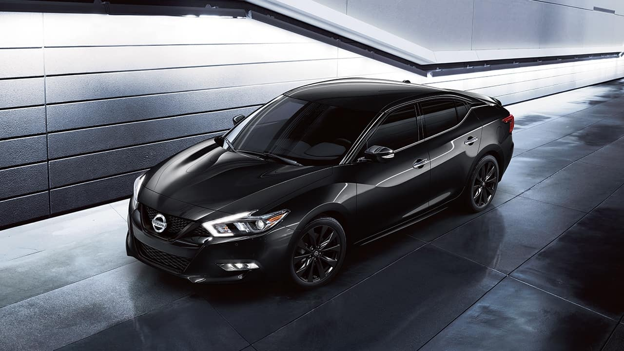 Nissan Maxima Performance Bottom