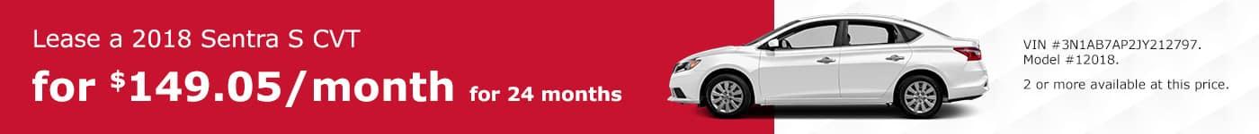 Sentra January Offer Tamaroff Nissan