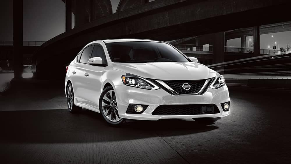 2018 Nissan Sentra White