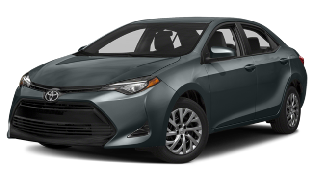 2018 Toyota Corolla Gray
