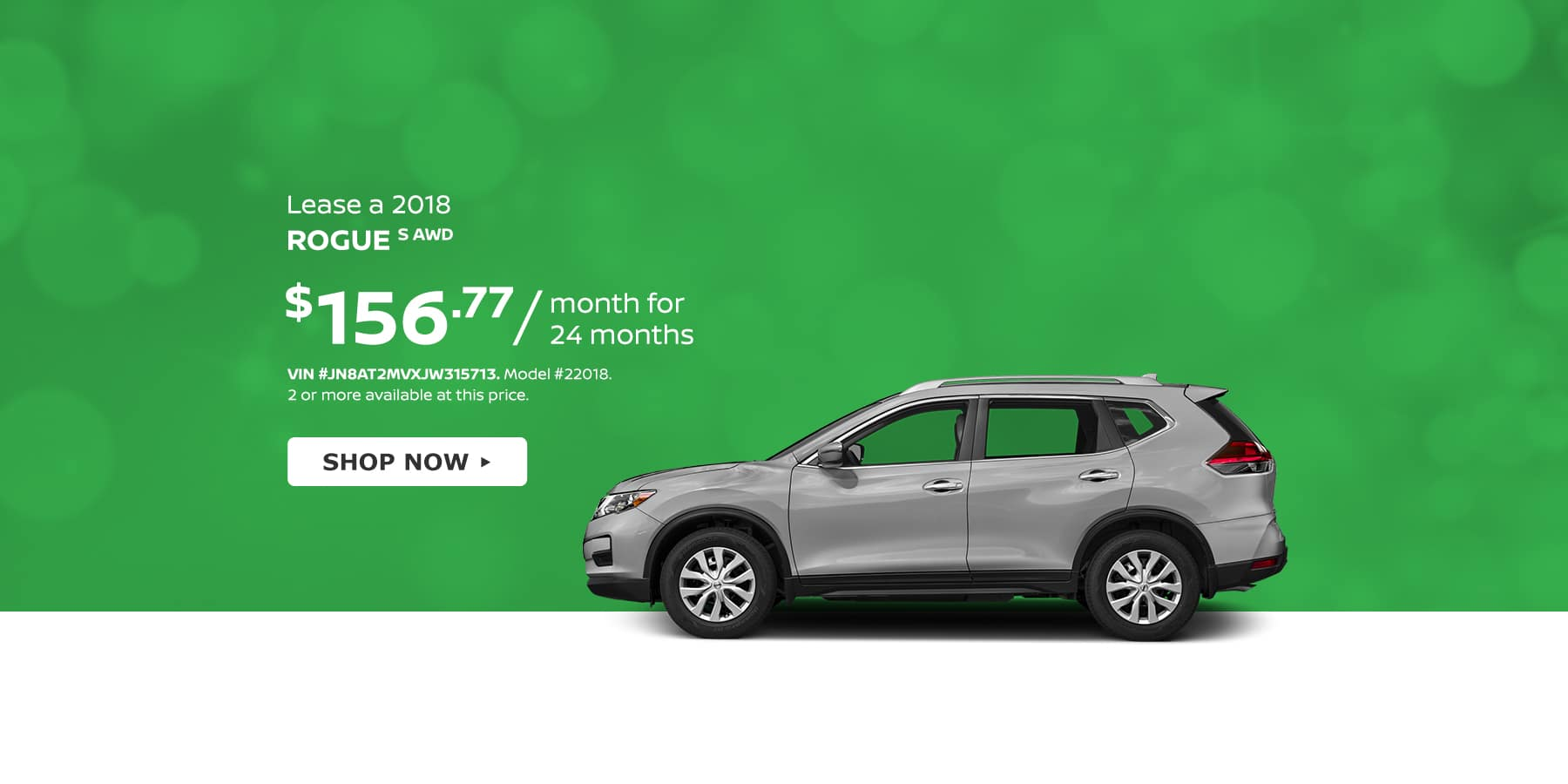 Rogue Tamaroff Nissan March Offer Homepage