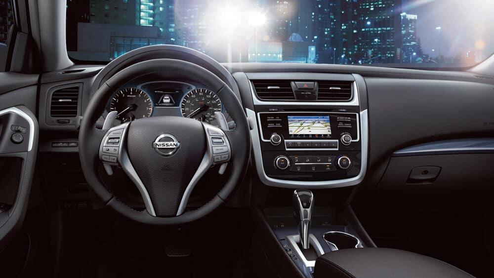 2018 Nissan Altima Dash