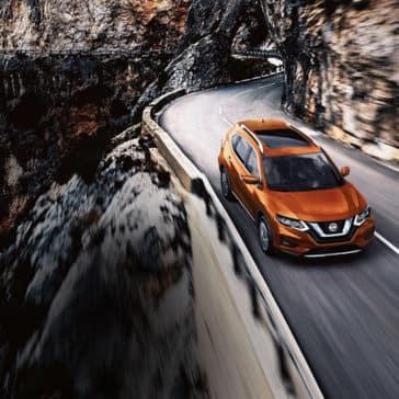 2018 Nissan Rogue Driving