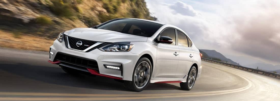 2018 Nissan Sentra Driving