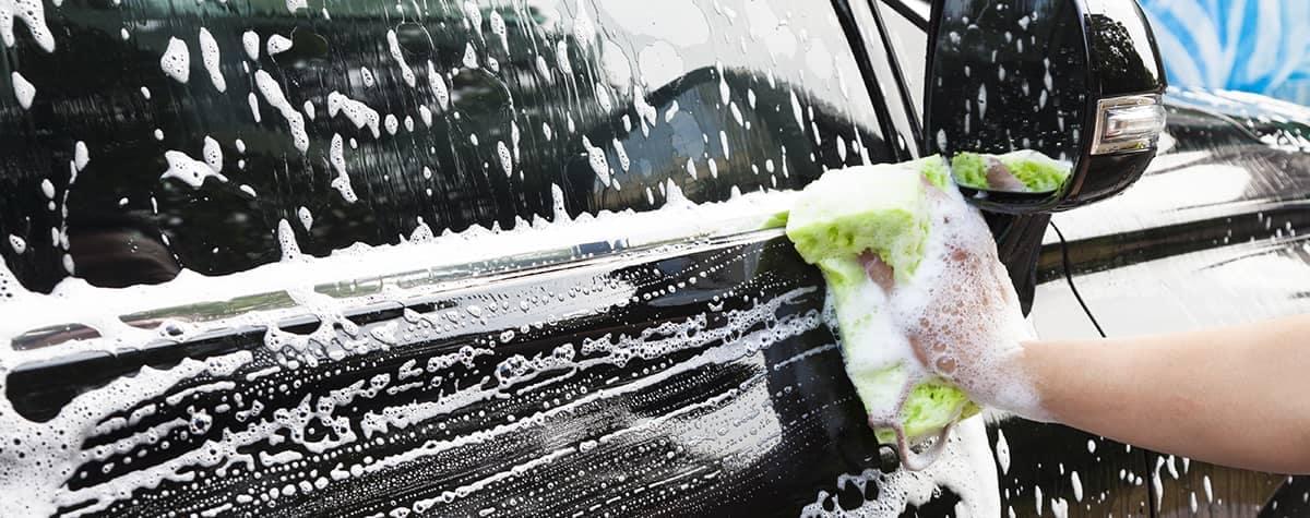 Soapy Car