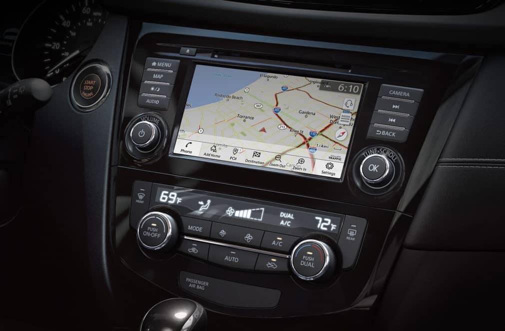 2018 Nissan Rogue Navigation