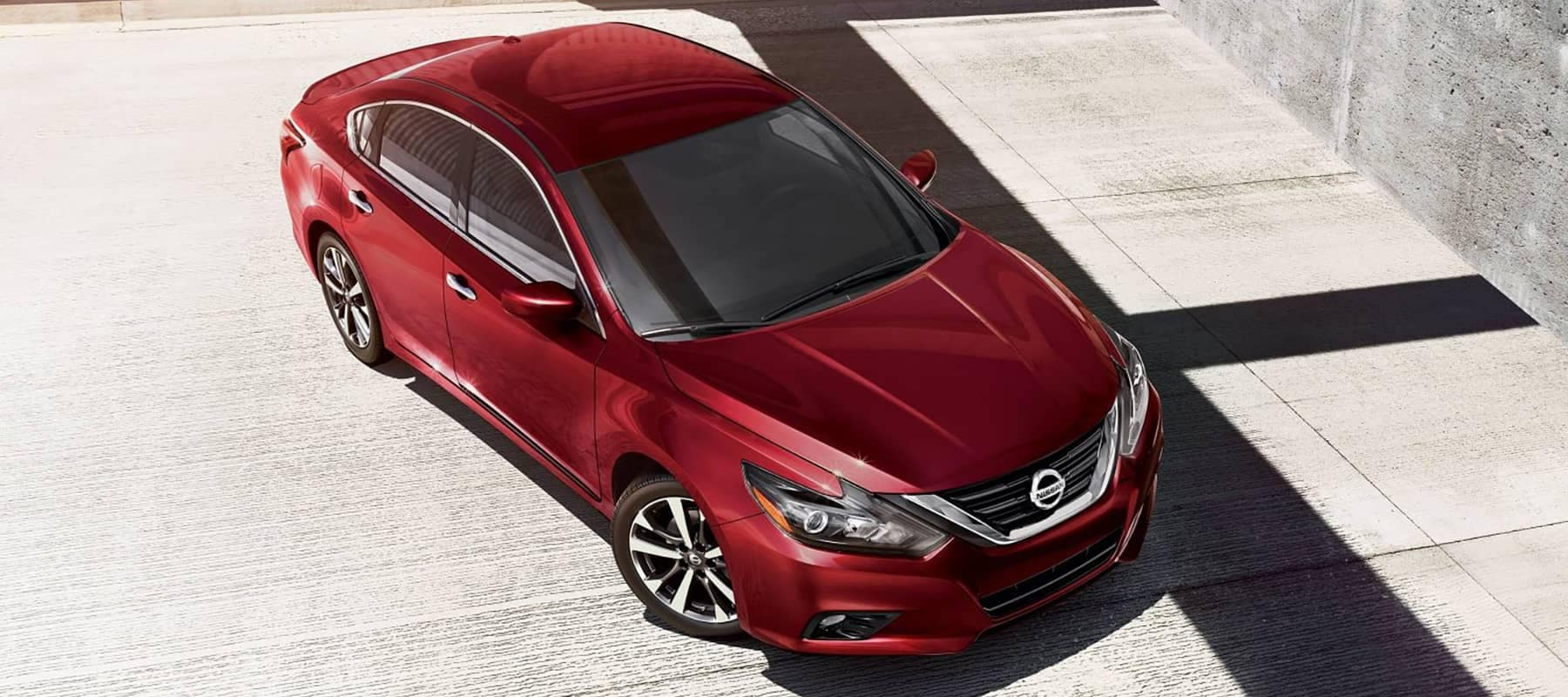2018 Nissan Altima top