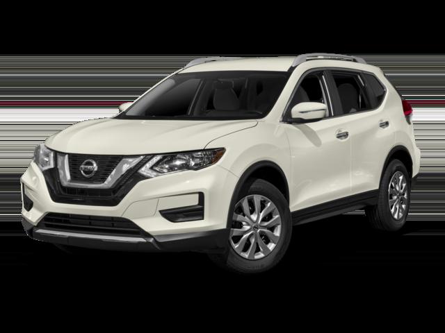 2018 Nissan Rogue Comparison
