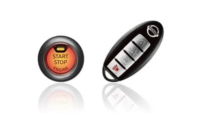 How to Start a Nissan with a Dead Key Fob | Tamaroff Nissan