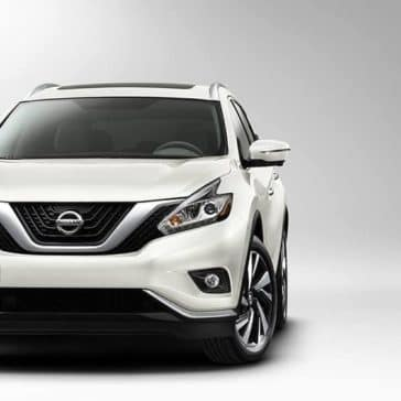 front end of 2018 Nissan Murano