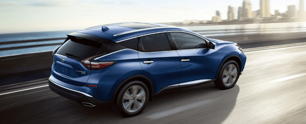2019 Nissan Murano in Blue