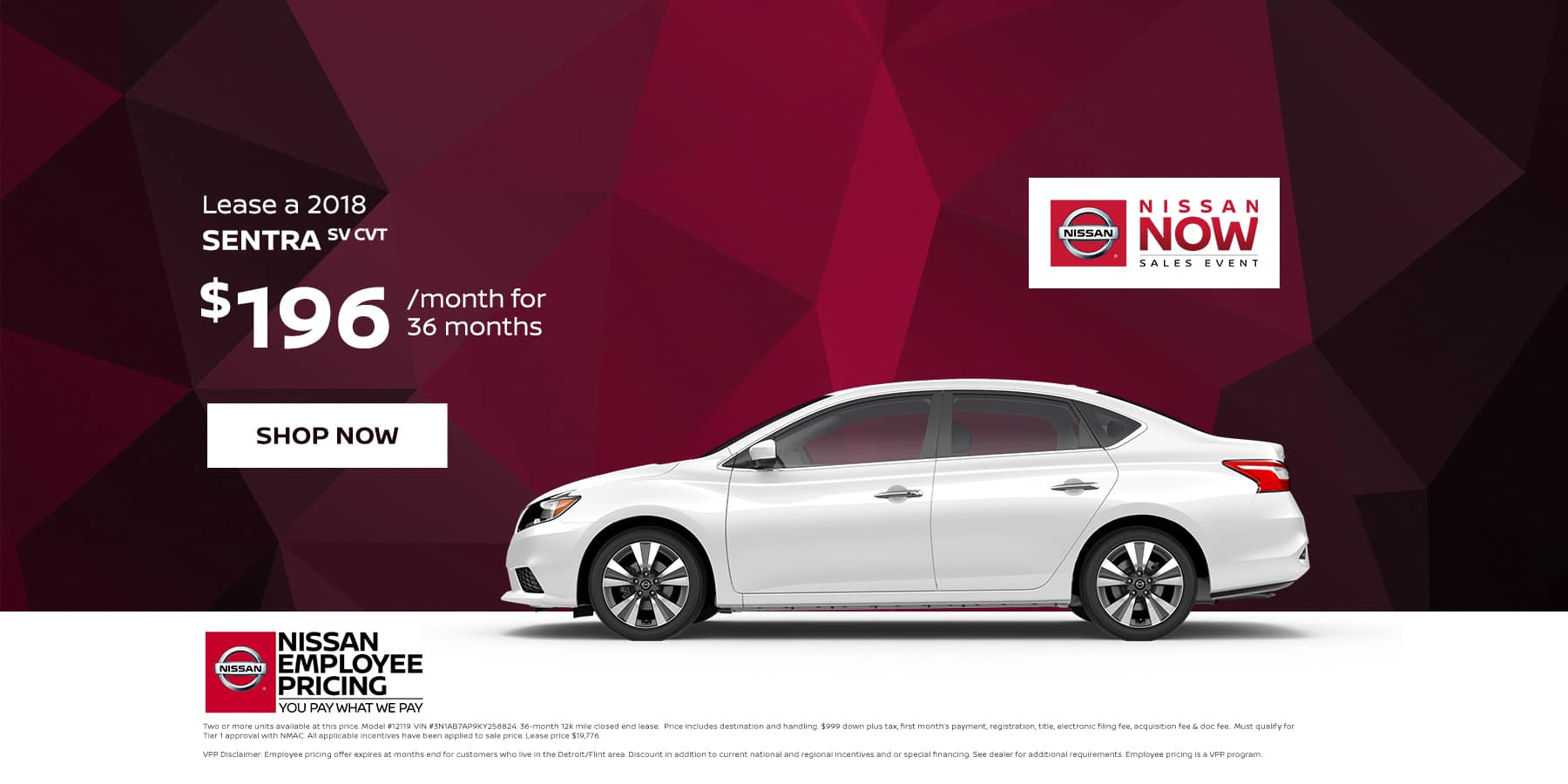 Nissan Employee Lease Prices New Cars Update 2019 2020 By