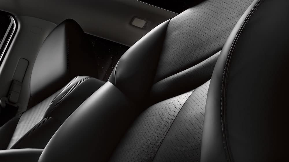 2019 Rogue Leather Seats
