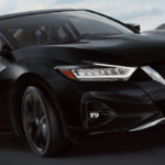 2019 Maxima on the road